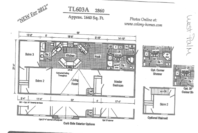 west palm single wide manufactured homes dave s
